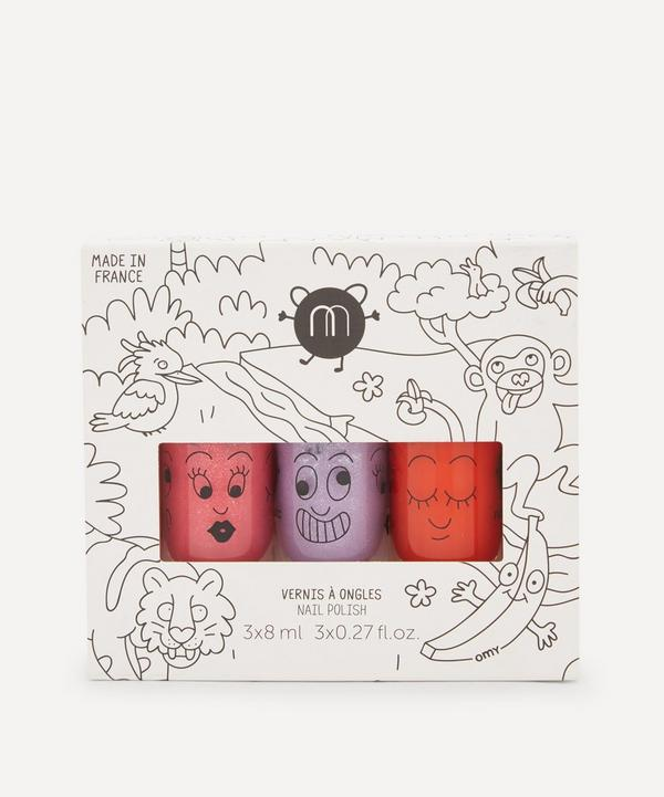 Kids Jungle Nail Polish Set
