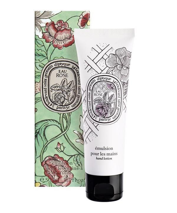Eau Rose Hand Cream 50ml