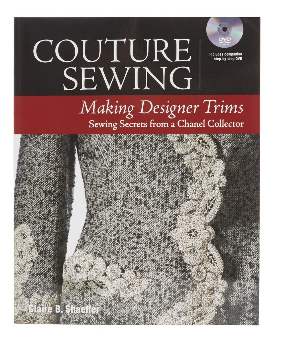 Couture Sewing Making Designer Trims
