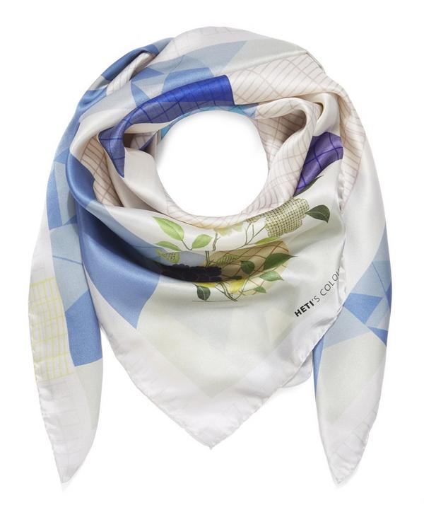 Billie Silk Satin Scarf