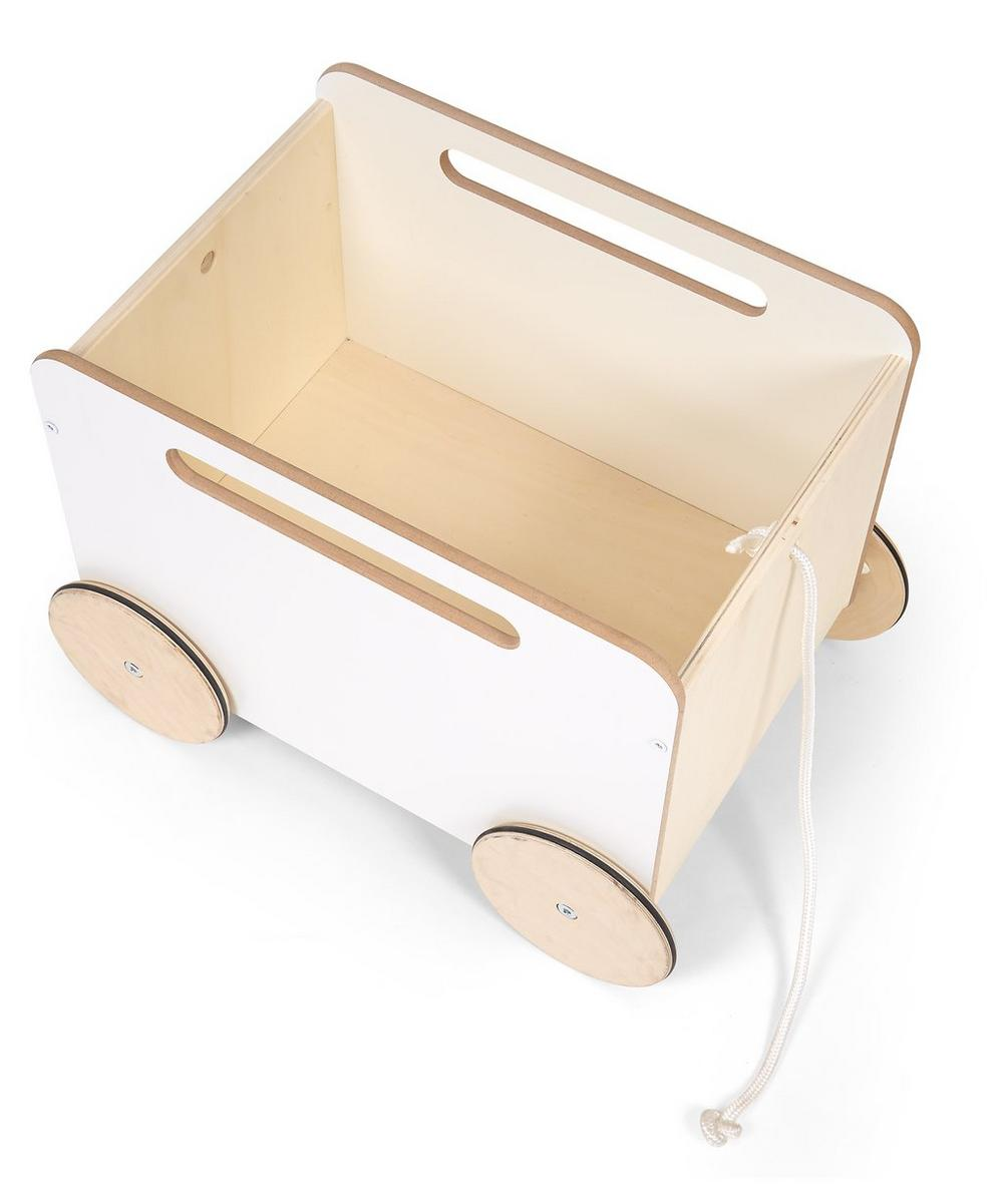 toy chest on wheels liberty london. Black Bedroom Furniture Sets. Home Design Ideas