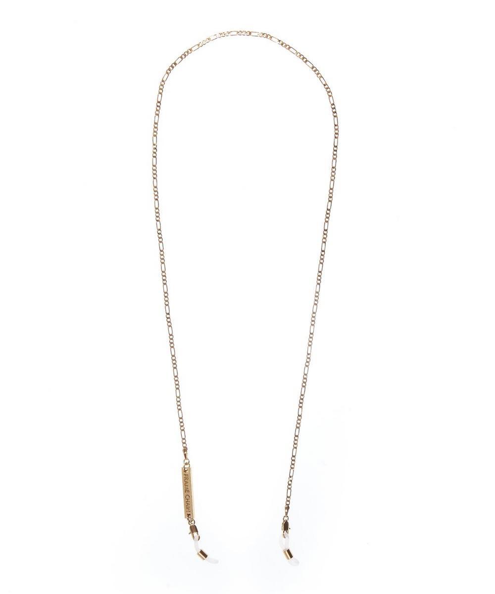 Gold-Plated Skinny Mini Glasses Chain