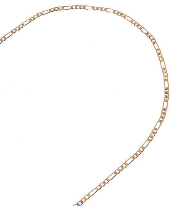 Gold-Plated Skinny Mini Glasses Chain