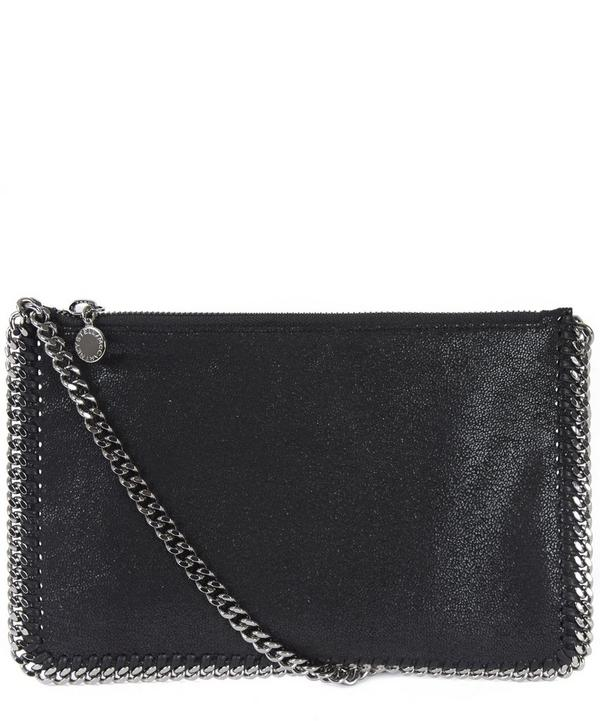 Falabella Shaggy Deer Pouch