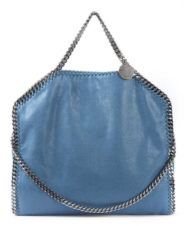 Three Chain Falabella Tote Bag