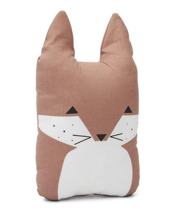 Friendly Fox Cushion