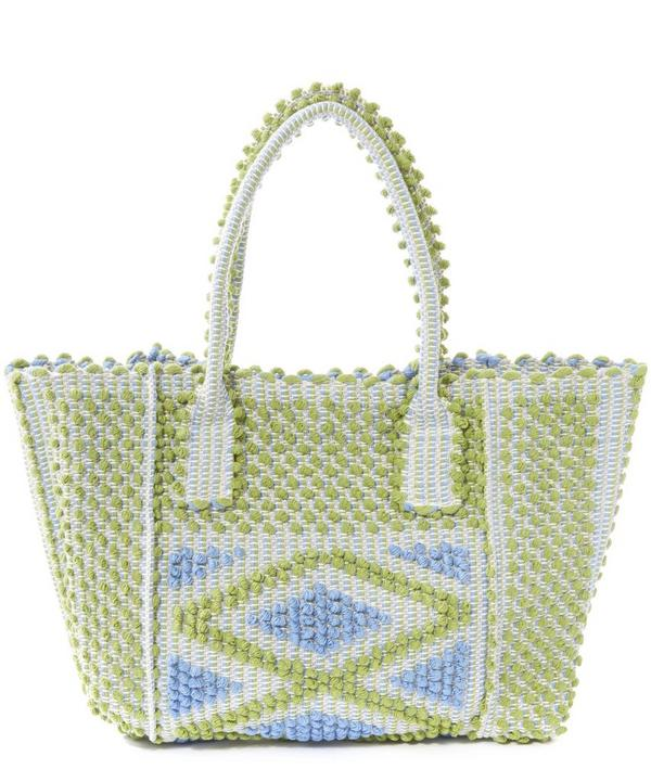 Urtei Diamond Rombi Tote Bag