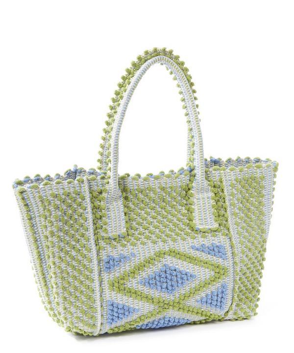 Urtei Diamond Rombi Tote Bag