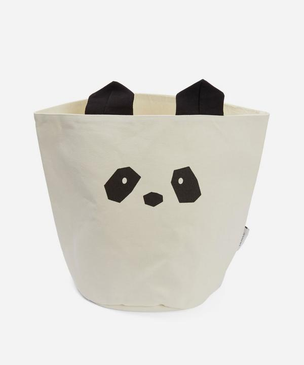 Panda Fabric Basket