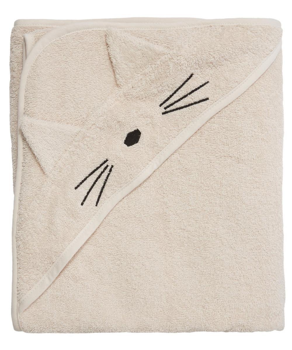 Augusta Cat Towel
