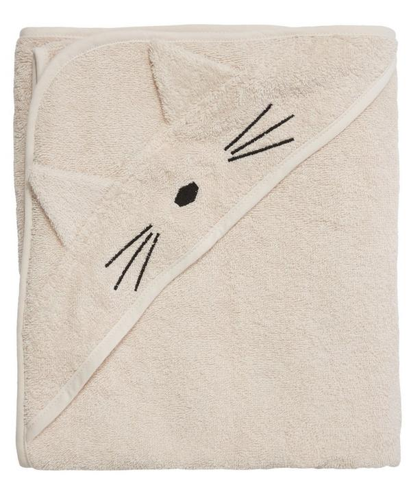 Augusta Cat Towel