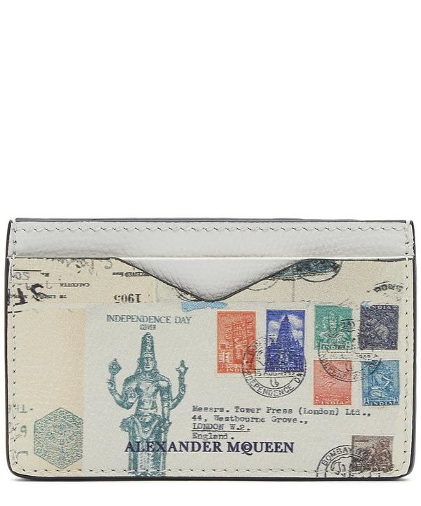 Letters From India Print Card Holder