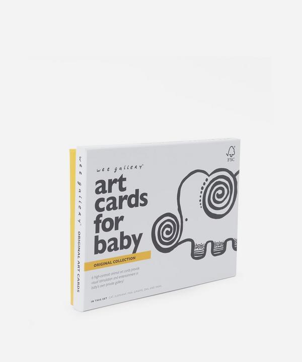 Original Art Cards for Baby
