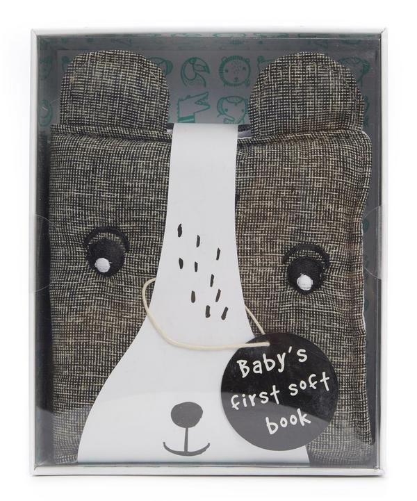 Bear Soft Cloth Book