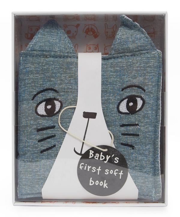 Cat Soft Cloth Book