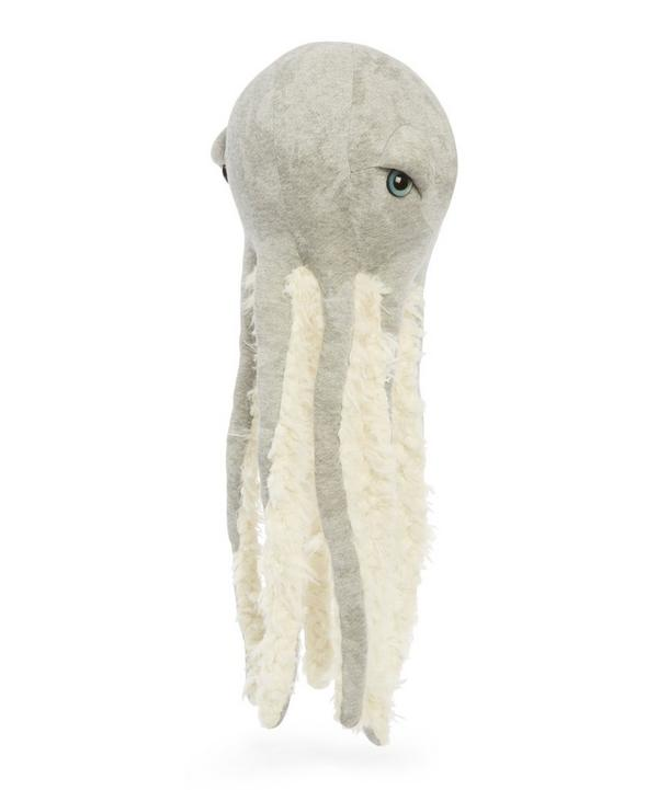 Small Grandpa Octopus Toy