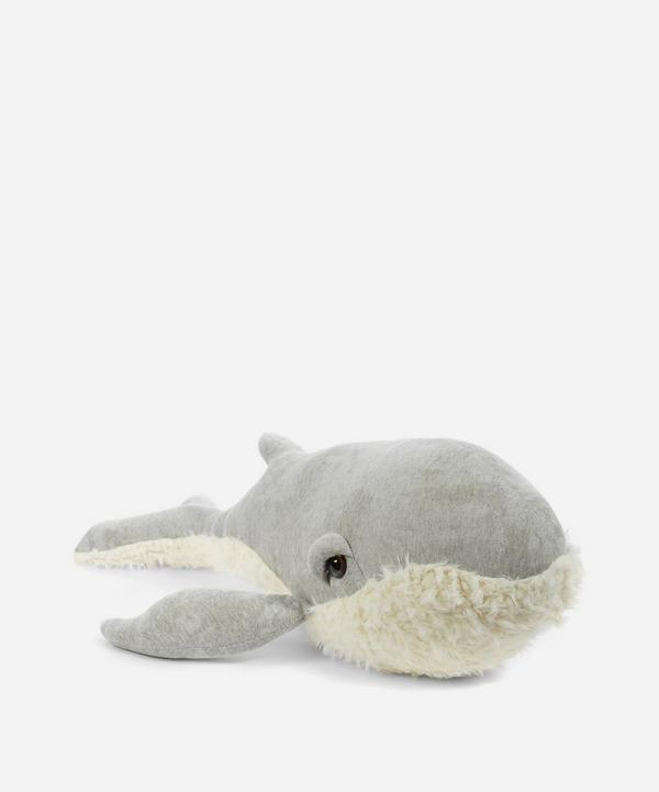 Big Grandpa Whale Toy
