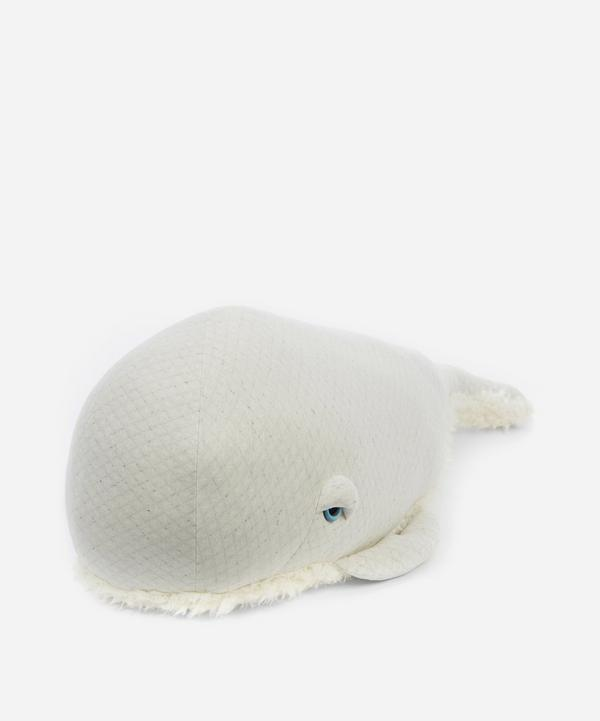 Extra Extra Large Albino Bubble Whale Toy