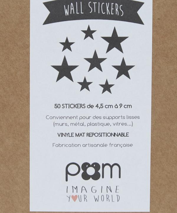 Black Star Wall Stickers