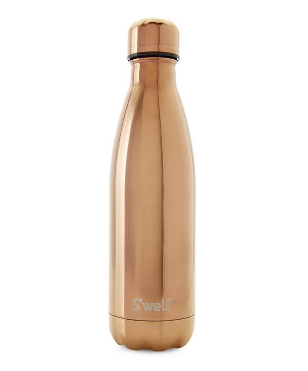 Rose Gold Water Bottle