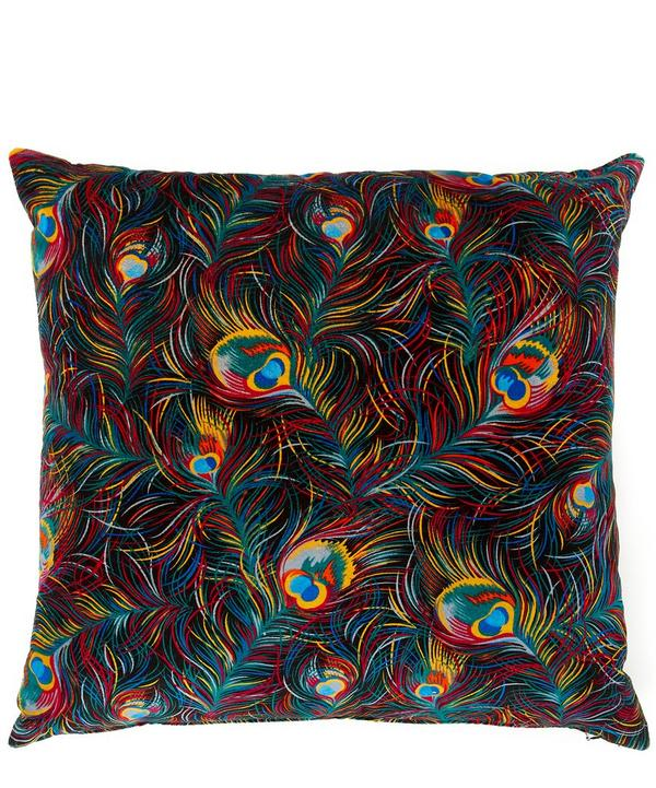 Orion Velvet Cushion