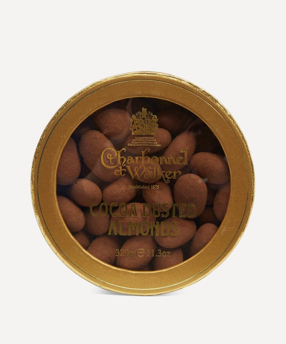 Cocoa Dusted Almonds 500g