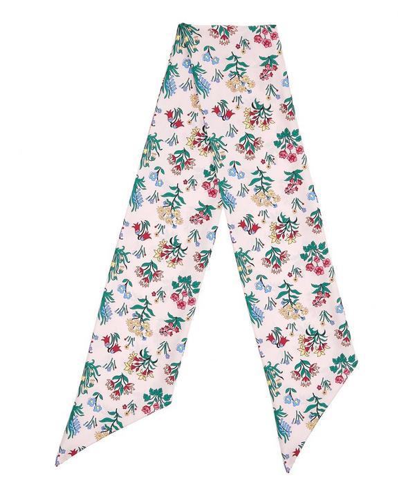 Celeste 10 x 100 Silk Scarf