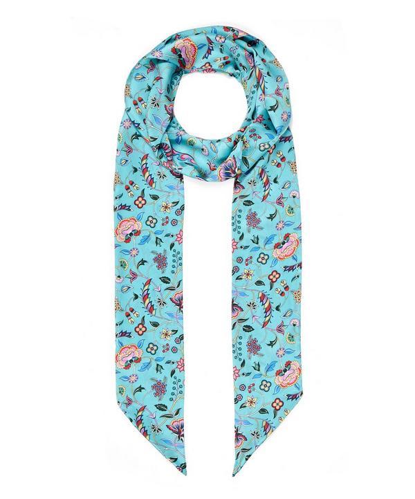 Astrid 10 x 200 Silk Scarf