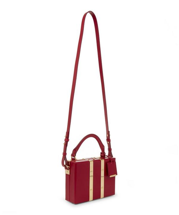Albany Mini Suitcase Shoulder Bag