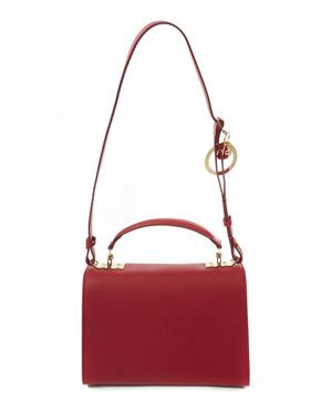 Medium Parker Calfskin Shoulder Bag