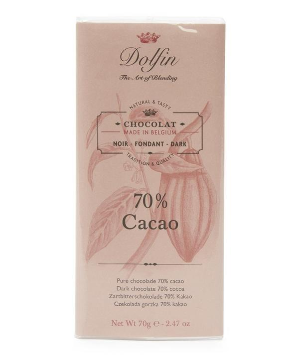 Dark Chocolate 70% Cacoa Bar 70g
