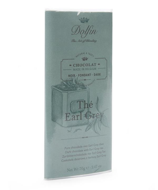 Dark Chocolate With Earl Grey 70g