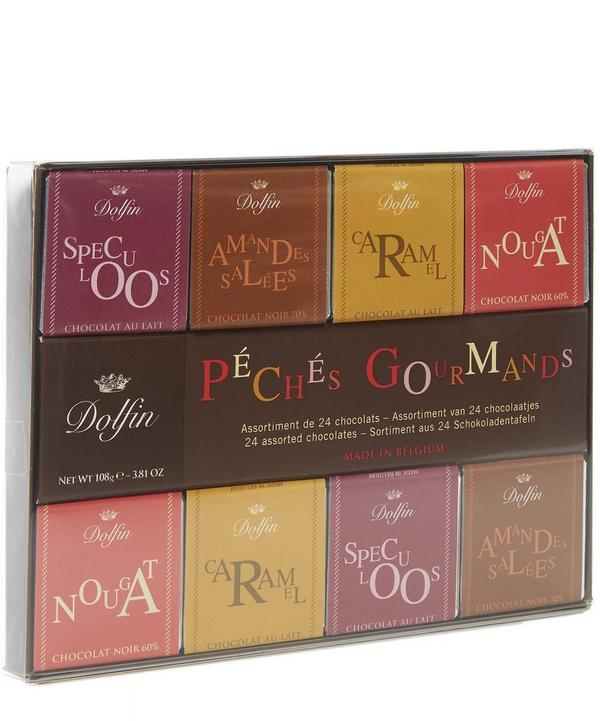 Assorted Napolitains 24 Gourmet Squares
