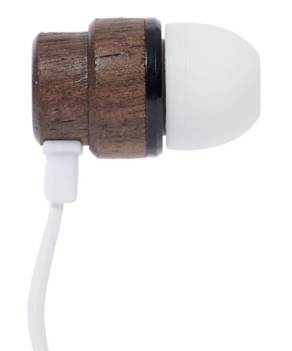 Wood Earphones