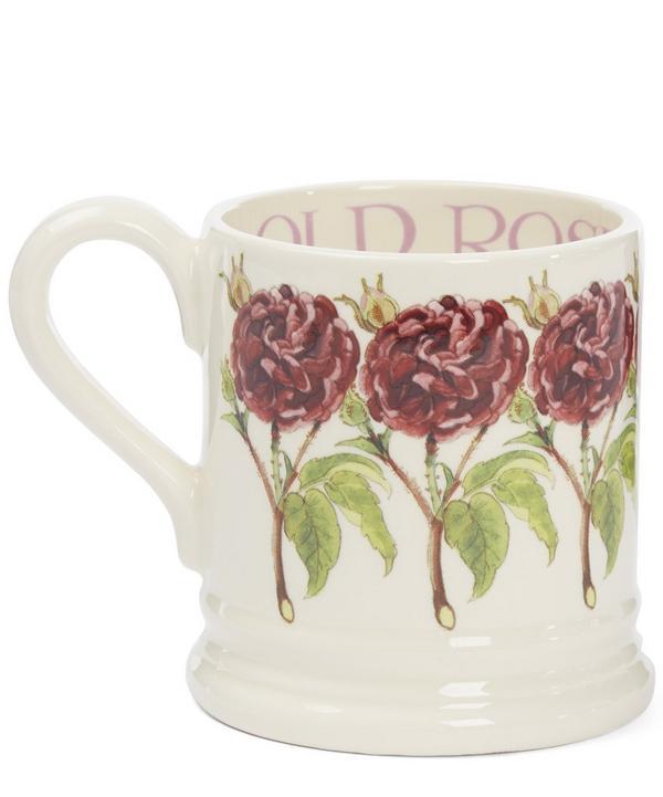 Old Rose Half Pint Mug