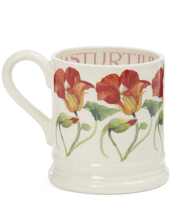 Nasturtium Half Pint Mug