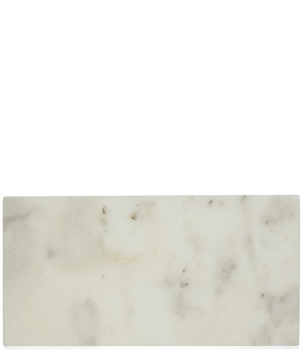 Large Rectangular Marble Board