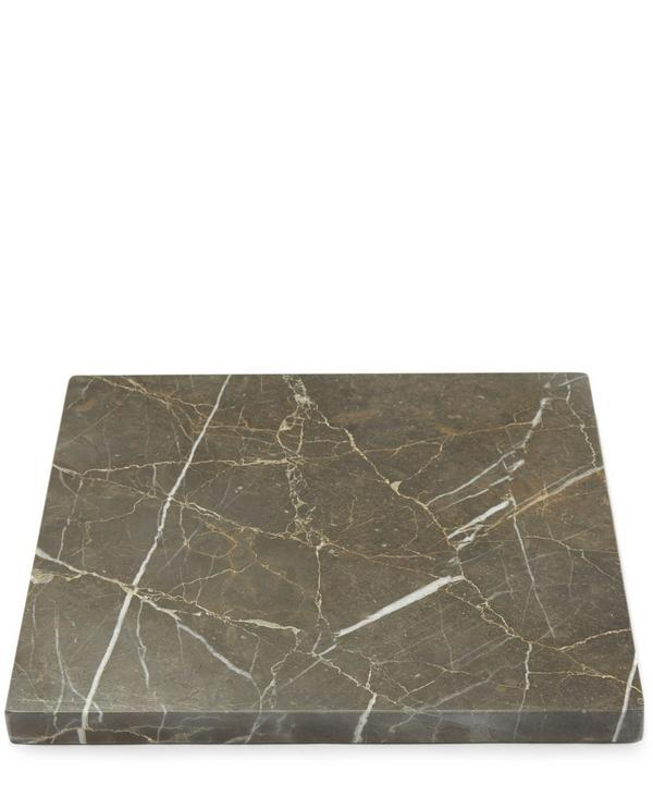 Get Stoned Small Square Marble Board