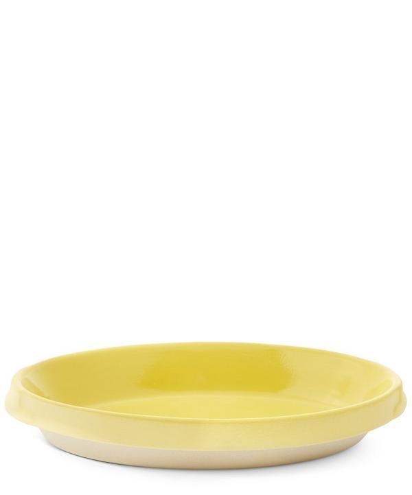 No. 6 Oval Platter