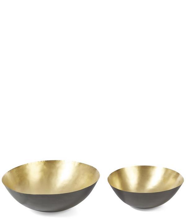 Large Deep Form Bowl Set