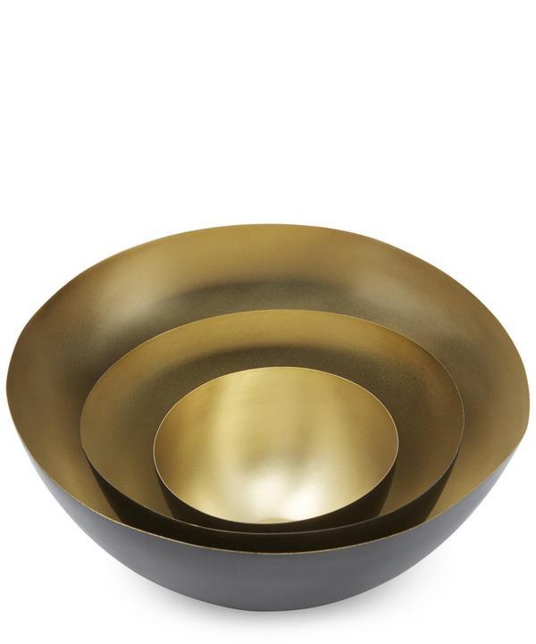 Small Deep Form Bowl Set
