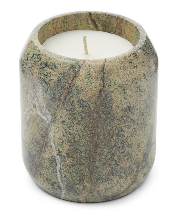 Medium Stone Candle