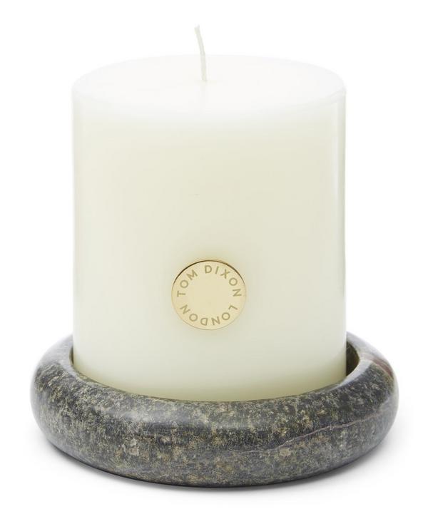 Stone Pillar Candle