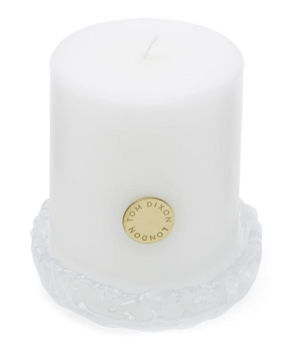 Quartz Pillar Candle