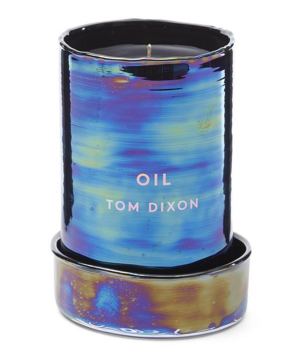 Large Oil Candle