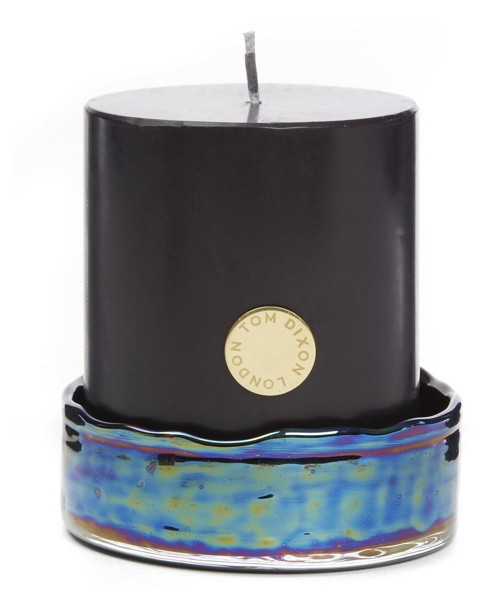 Oil Pillar Candle