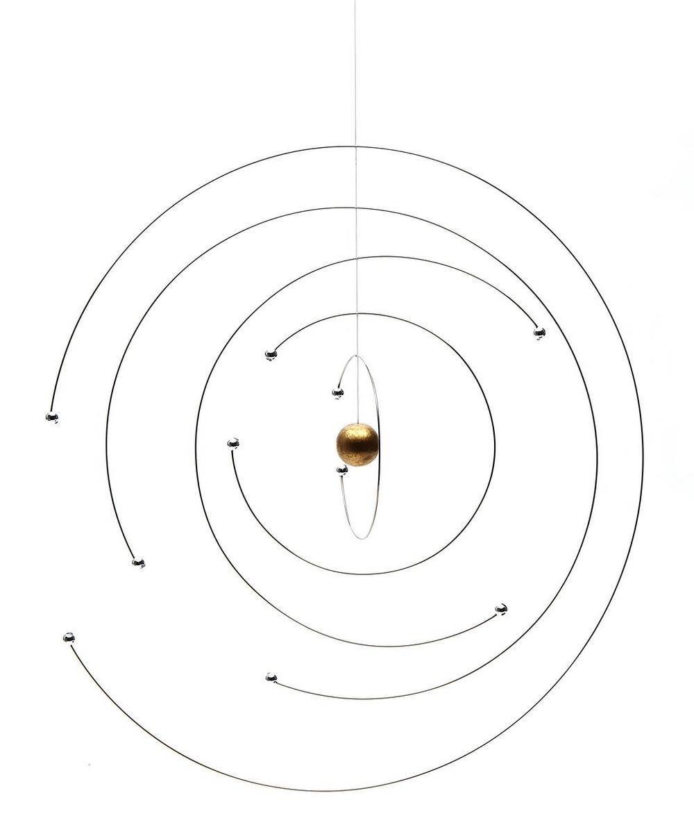 Neils Bohr Atom Model Mobile
