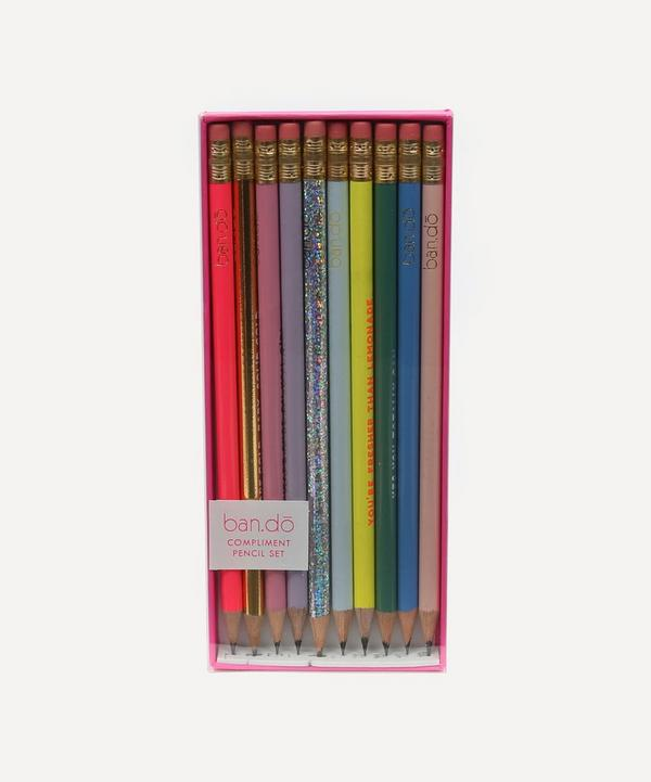 Compliment Pencil Set