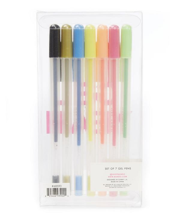 Gel Yeah Pen Set