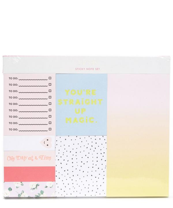 Straight Up Magic Sticky Note Set